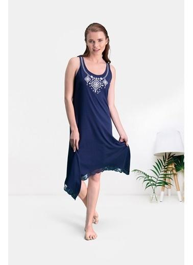 Pierre Cardin Pierre Cardin Lacivert Kadın Gündelik Elbise Lacivert